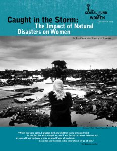 aught in the Storm: The Impact of Natural Disasters on Women